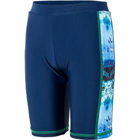 Color Kids Troy AOP UPF Pantaloncini Bambino, blu